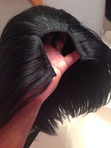 Diy Protective Style Quickweave Wig With Lace Closure
